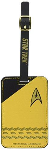 (Star Trek: The Original Series - Uniform Luggage Tag [Gold] )