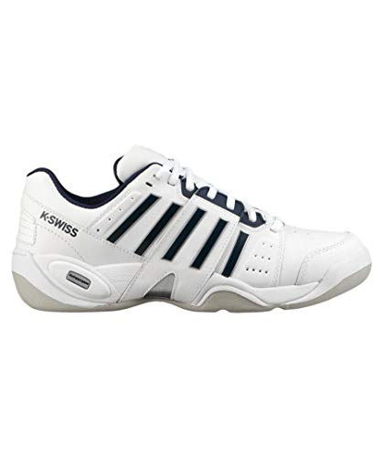 navy Blanc Iiicarpet m K navy Chaussures 12 Performance white white Tennis 000070583 De Homme Accomplish swiss wqxHHa1g4