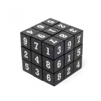 Loftus Sudoku Puzzle Cube - A Fun Portable Take On The Classic Sudoku Game - Can You Solve All 6 Sides, Multicolor ()