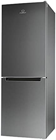 Indesit LI8 FF2I X Independiente 301L A++ Acero inoxidable nevera ...