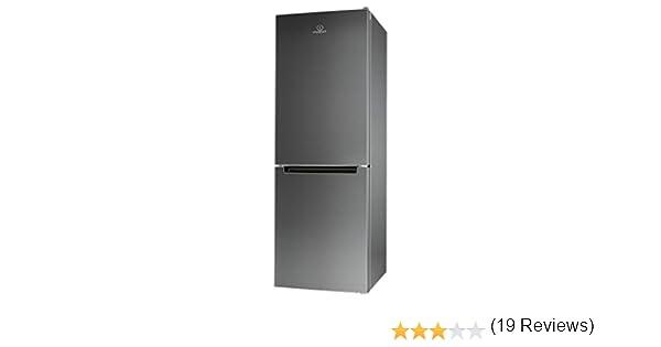 Indesit LI8 FF2I X Independiente 301L A++ Acero inoxidable nevera y congelador - Frigorífico (301 L, SN-T, 39 dB, 4 kg/24h, A++, Acero inoxidable): 364.21: Amazon.es: Grandes electrodomésticos