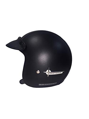 Barnett Harley-Davidson Helmet HD Youth Black (Small)