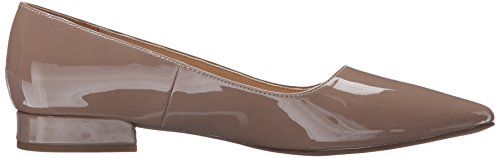 Pointed Franco Women's Flat Toe Blush saletha Sarto L Taupe n16rWxqv1