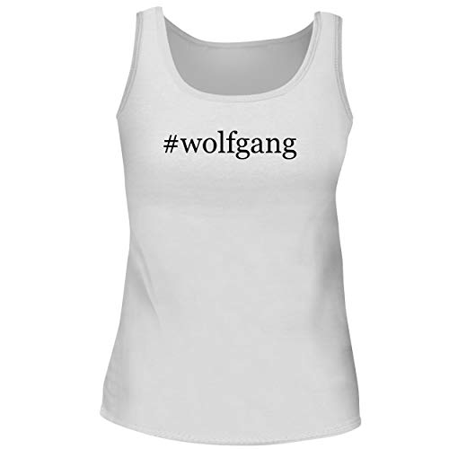 BH Cool Designs #Wolfgang - Cute Women's Graphic Tank Top, W