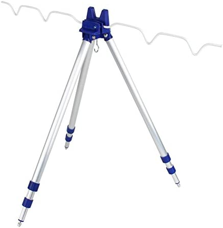 Carpon Feederdreibein Telescoping Beachcasting Tripod High Tri Pod Aluminium Bag