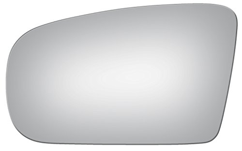 Burco 2671 Flat Driver Side Replacement Mirror Glass (Mount Not Included) for Chevrolet Classic, Malibu, Oldsmobile Cutlass (1997, 1998, 1999, 2000, 2001, 2002, 2003, 2004, 2005)