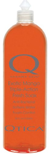 QTICA Smart Spa Exotic Mango Triple-Action Fresh Soak – 35oz