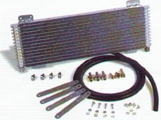 Tru-Cool Max LPD47391 47391 Low Pressure Drop Transmission Oil Cooler by Long Tru-Cool