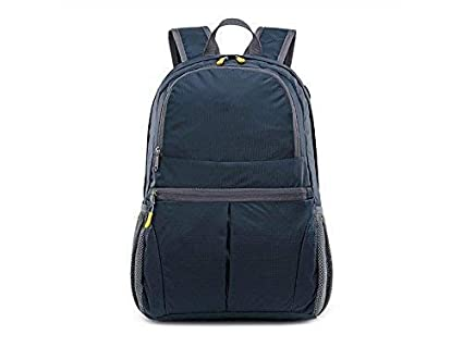 94f07458c5d1 Image Unavailable. Image not available for. Color  Goodscene Sports Daypack  Bag Outdoor and Indoor Waterproof Nylon Folding Mountaineering Backpack  Hiking ...