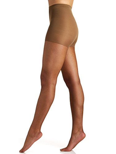 Berkshire Women's Ultra Sheer Control Top Pantyhose 4415, French Coffee, 2 Plus ()