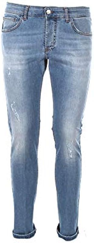 ENTRE AMIS Jeans Uomo 31 Denim Op1982121343l475 Primavera Estate 2019: Odzież