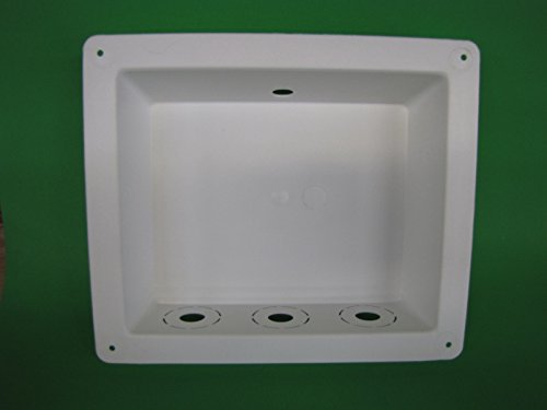 NEW Mobile Home Parts. Washing Machine Outlet Box Plumbing