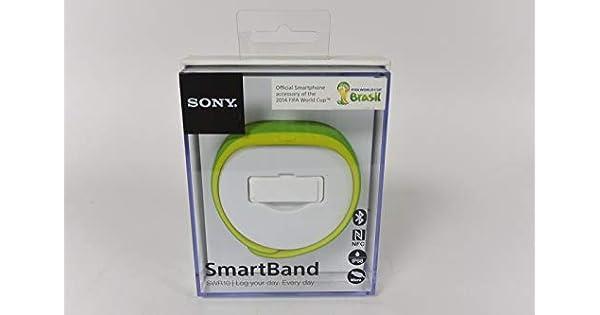 Amazon.com: Genuine Sony SmartBand SWR10 lifelog Rastreador ...