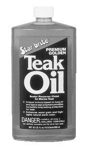 Star Brite PREMIUM GOLD TEAK OIL Quart ()