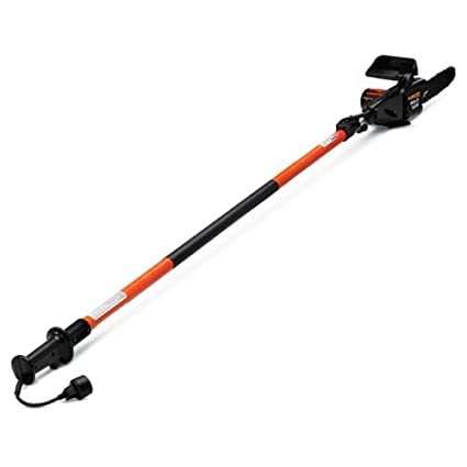 4. Remington RM1025P Ranger 10-Inch 8 Amp 2-in-1 Electric Chain Saw/Pole Saw Combo