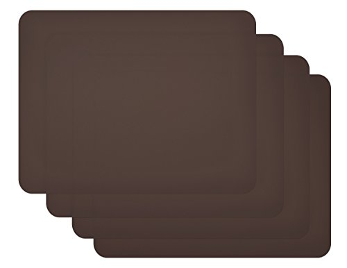 Silicone Placemats Non Slip Waterproof Flexible product image