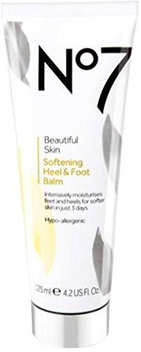 - No7 Beautiful Skin Softening Heel & Foot Balm 125ml by No7