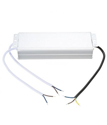 Culver LED- AC 100-240V to DC 12V 12.5A 150 Watts Waterproof LED Power Supply Driver Transformer, Aluminum Alloy Case, Waterproof Level IP67 150W by Culver LED (Image #7)