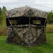Rhino Blinds MOC-102 Mossy Oak Break-Up Country Hunting Blind by Team Rhino Outdoors (Image #1)