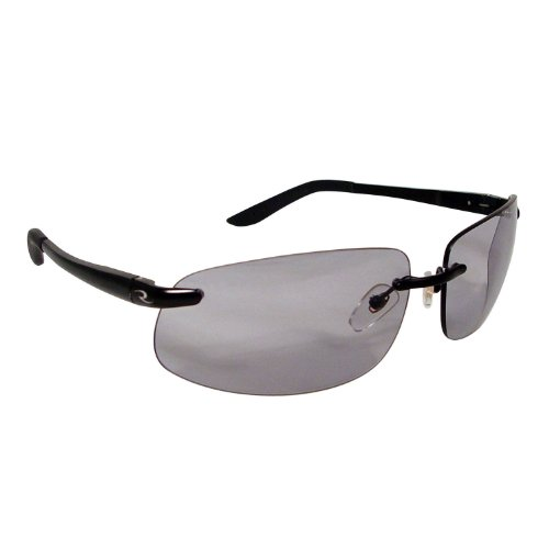 Radians Eclipse RXT Photochromic Lens with Black Frame Glass, Smoke