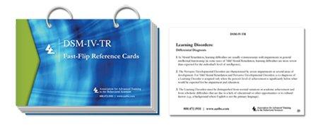 Download AATBS DSM-IV-TR: Fast Flip Reference Cards ebook