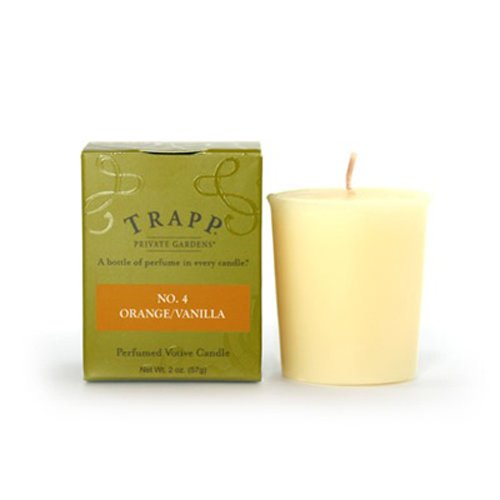Trapp Giant Votive Orange Vanilla