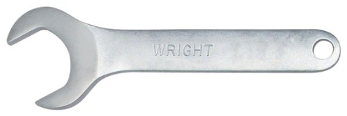 Wright Tool 1436 Satin Finish 30 Degree Angle Service Wrench, 1-1/8'' by Wright Tool