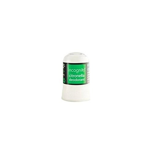 - Incognito Natural Crystal Deodorant | 60g | - SUPER SAVER - SAVE MONEY by Incognito