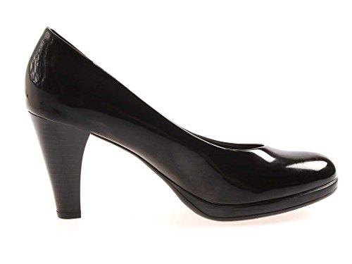 Dolce Vita Lackpumps Pumps Damenschuhe Schuhe rot schwarz Schwarz