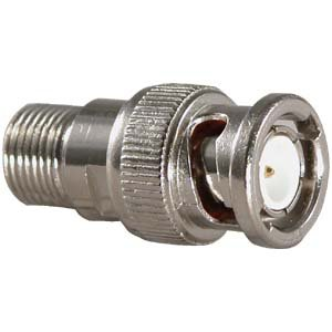 InstallerParts BNC Male ToF Type Female Adapter