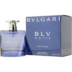 Bvlgari Blv Notte par Bvlgari pour les femmes. Eau De Parfum Spray 2,5 onces