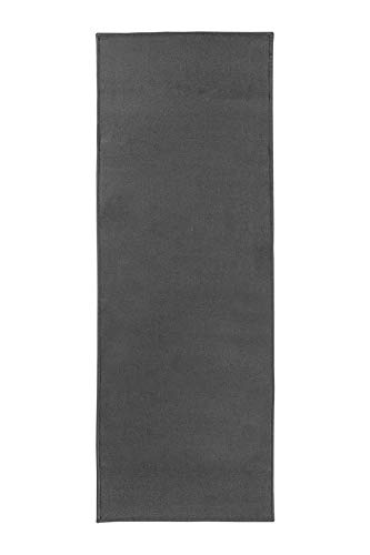 RITZ 64507A Accent Rug, 20-Inch by 60-Inch Runner, Graphite ()