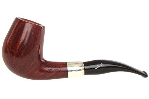 Savinelli Autograph Smooth Tobacco Pipe - ()