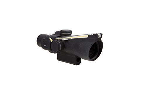 Trijicon TA47-C-400146 2x20 ACOG Base Riflescope with Amber Triangle