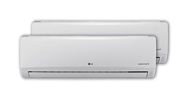 LG 2ML712 - Aire Acondicionado Multisplit 2X1 Inverter 2Ml712.Set Con 1.462 + 2.580 Frig/H: Amazon.es: Bricolaje y herramientas