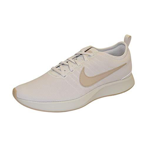 Nike Women's Dualtone Racer Running Shoe (Desert Sand, 10) ()