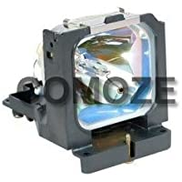 Replacement projector lamp POA-LMP69 / 610-309-7589 WITH HOUSING for Sanyo