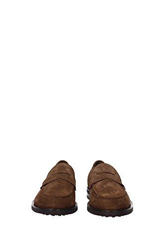 Tod's - Mocasines para hombre marrón marrón Marrón