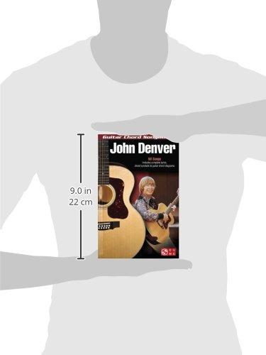 Amazon.com: John Denver - Guitar Chord Songbook (Guitar Chord ...