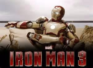Iron Man 3 (Theatrical Version) He's The Man...