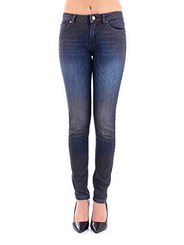 Bleu PGA18357JEDENIM Heach Femme Silvian Coton Jeans BAxnddwEq7