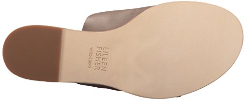 Eileen Fisher Sandale Simple-ms Femme Sandale Métallique