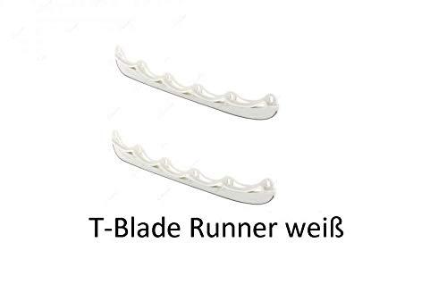 T-blade runner blanc Bauer