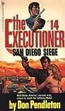 San Diego Siege, Don Pendleton, 0523410786