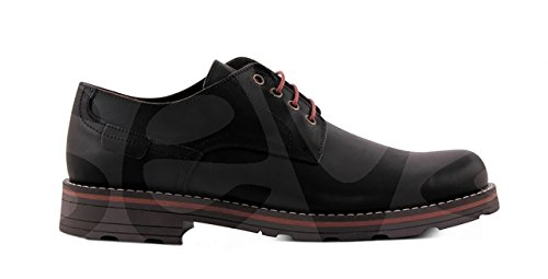 Casual - 4500 - Zapato Caballero Piel Negro
