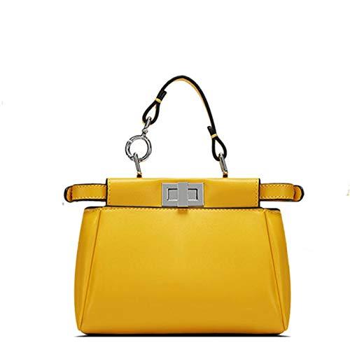 Amazon.com: Bolso de mujer de estilo nuevo, bolso de ...