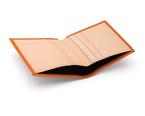 Tone Wallet Two SAGEBROWN Billfold Orange Two Compact SAGEBROWN Tone wzqwxZIUR