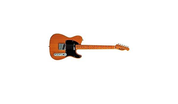 Rochester - Rtl vintage guitarra electrica cuerpo macizo de 6 ...