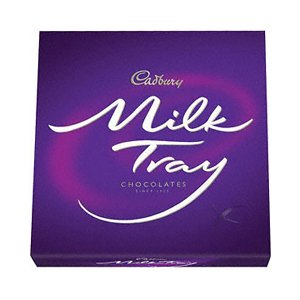 Cadbury Milk Tray Chocolate Assortment 360g