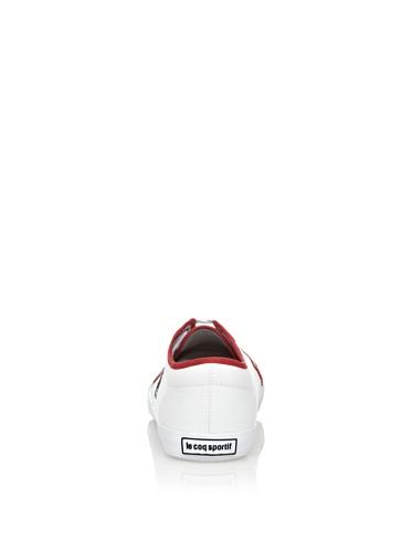 Lona Weiß Coq Rot Sportif Tricolore Deauville Sneaker Le qvTpa7a